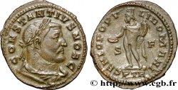 CONSTANTIUS I Follis ou nummus AU