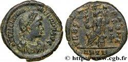 VALENTINIANO II Nummus, (PB, Æ 3)
