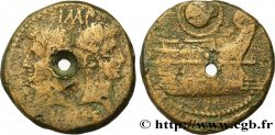ARAUSIO - ORANGE - OCTAVIAN and AGRIPPA Dupondius