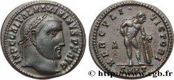 MAXIMINUS II Follis ou nummus