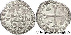 HENRI IV LE GRAND Douzain du Dauphiné aux deux H, 2e type 1595 Grenoble