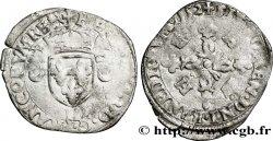 HENRI II Douzain aux croissants 1552 La Rochelle