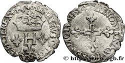 HENRI III Double sol parisis, 2e type 1584 Dijon