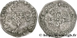 HENRI II Douzain aux croissants 1551 Rennes