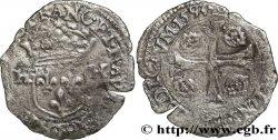 HENRI IV LE GRAND Douzain aux deux H, 1er type 1593 Semur