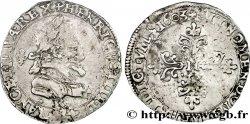 HENRI IV LE GRAND Quart de franc 1603 Saint-André de Villeneuve-lès-Avignon