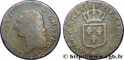 LOUIS XVI Sol dit à lécu 1782 Lille