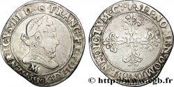HENRY III Franc au col fraisé 1580 Toulouse