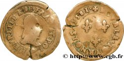 HENRI III Double tournois 1581 Angers