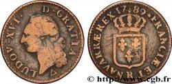 LOUIS XVI Sol dit à lécu 1789 Orléans