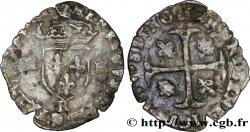 HENRI III Douzain aux deux H, 3e type n.d. Saint-André de Villeneuve-lès-Avignon