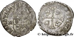 HENRI IV LE GRAND Douzain du Dauphiné aux deux H, 1er type 1593 Grenoble