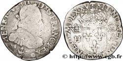 HENRI III Teston, 1er type sans le titre de roi de Pologne 1575 Bordeaux