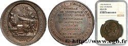 REVOLUTION COINAGE Monneron de 5 sols au serment (An IV), 3e type 1792 Birmingham, Soho
