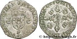 HENRI II Douzain aux croissants 1552 Rennes
