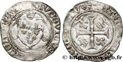 LOUIS XII LE PÈRE DU PEUPLE Douzain ou grand blanc à la couronne n.d. Saint-Lô