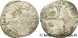 HENRI III Douzain aux deux H, 1er type 1577 Paris