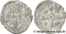 HENRI II Douzain aux croissants 1551 Crémieu