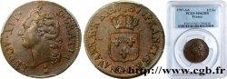 LOUIS XVI Demi-sol dit à lécu 1787 Metz SUP