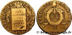 LA CONVENTION 1 sol dit à la table de loi 1794 Limoges