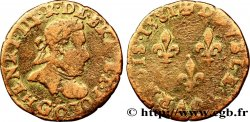 HENRY III Double tournois 1581 Poitiers