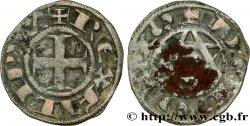 BERRY - PHILIPPE II AUGUSTE, Baillistre Denier n.d. Déols