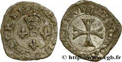 HENRI IV LE GRAND Liard à lH couronnée, 4e type (à la croix échancrée) 1601 Chambéry