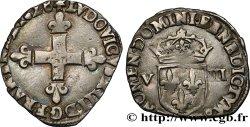 LOUIS XIII Huitième décu, 1er type 1628 Bayonne