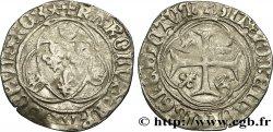 CHARLES VIII Blanc à la couronne n.d. Saint-Lô