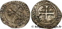 CHARLES VIII Liard au dauphin n.d. Rouen q.BB