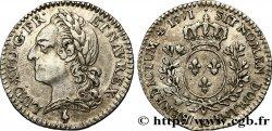 LOUIS XV THE WELL-BELOVED Dixième décu dit à la vieille tête 1771 Paris