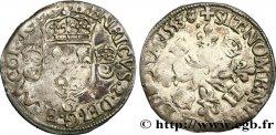 HENRY II Douzain aux croissants 1553 Poitiers