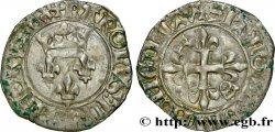CHARLES VI LE FOU ou LE BIEN AIMÉ / THE BELOVED or THE MAD Gros dit florette n.d. Rouen XF