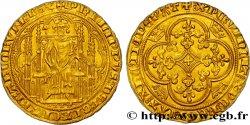 PHILIPPE VI DE VALOIS Chaise dor 17/07/1346 s.l.