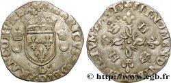 HENRY II Douzain aux croissants 1553 Lyon