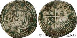 CHARLES VIII Blanc à la couronne de Bretagne n.d. s.l.