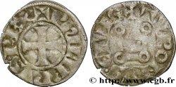 PHILIP III THE BOLD AND PHILIP IV THE FAIR Denier tournois à lO rond n.d. s.l.