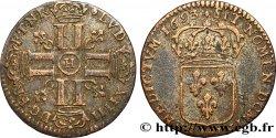 LOUIS XIV THE SUN KING Quinzain aux huit L 1693 La Rochelle