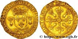 LOUIS XII LE PÈRE DU PEUPLE Écu dor aux porcs-épics de Bretagne, 2e type 19/11/1507 Nantes