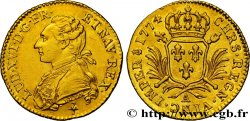 LOUIS XVI Louis d'or dit  aux palmes  1774 Paris