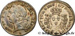 LOUIS XV THE WELL-BELOVED Vingtième décu dit au bandeau 1765 Paris