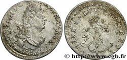 LOUIS XIV LE GRAND OU LE ROI SOLEIL Quadruple sol aux deux L 1694 Limoges
