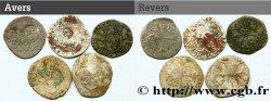 HENRI IV LE GRAND Lot de 5 douzains n.d. s.l.