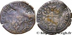 LOUIS XIII Douzain huguenot 1628 Nîmes