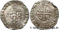 LOUIS XII Douzain ou grand blanc à la couronne n.d. Saint-André de Villeneuve-lès-Avignon