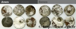 HENRI IV LE GRAND Lot de 6 douzains n.d. s.l. B