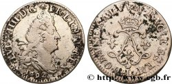 LOUIS XIV  THE SUN KING  Quadruple sol aux deux L 1692 Lille