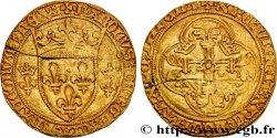 CHARLES VII LE VICTORIEUX Écu dor à la couronne ou écu neuf 12/08/1445 Angers