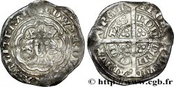 KINGDOM OF ENGLAND - EDWARD III demi-gros n.d. Londres