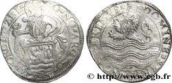 PAESI BASSI - PROVINCE UNITE Daldre ou écu au lion 1597 Middelbourg q.BB